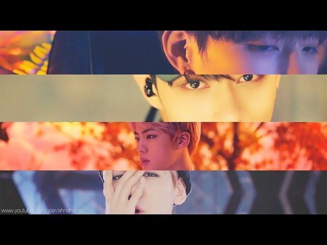 GOT7 BTS EXO SEVENTEEN - 'Never Ever X Blood Sweat Tears X Growl X BOOMBOOM' MASHUP