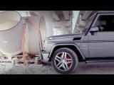 lustige Mercedes G Klasse Werbung   funny Mercedes Benz G Class commercial new