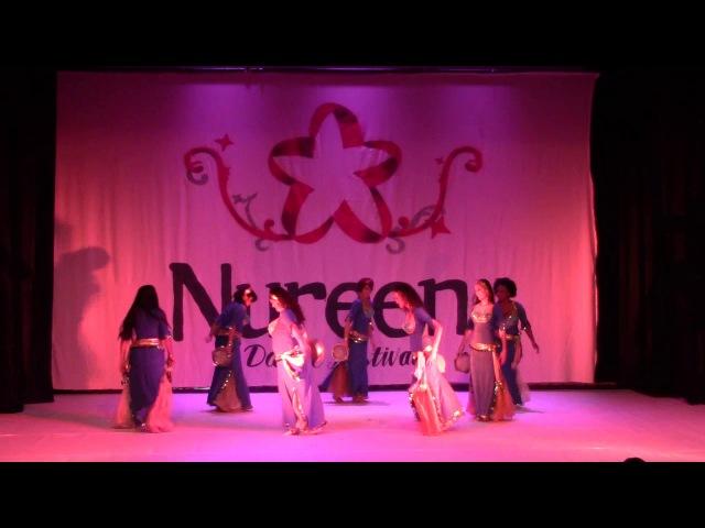 1º Lugar Grupo Folclórico - Nureen Dance Festival 2017