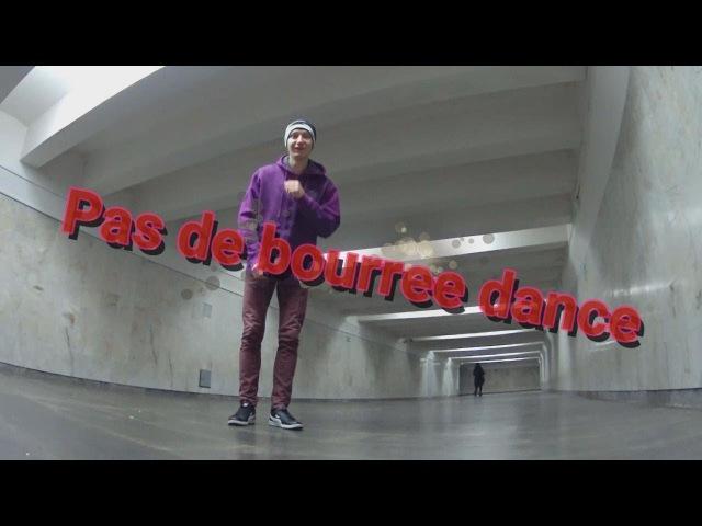 Monkey | Уличные Танцы | pas de bourree | social dance