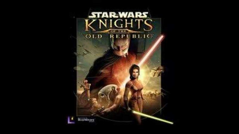 Star Wars KOTOR Music- Darth Malaks Theme