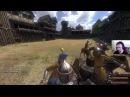 Mount Blade Warband - часть 2. Турнир, бандиты и новые компаньоны