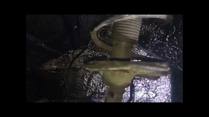 Hyundai Starex жидкие подкрылки, которые станут надежной защитой арок от ржавчины и от шума в салоне