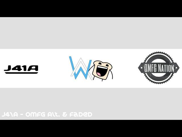 [OMFG Style] J41A - OMFG Alt. Faded