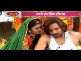 Jeet gayo toh piya more - Adhiraj ka pagalpan, Devi kaa accident
