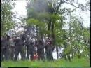 сдача на краповый берет Софрино май 1998