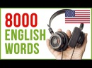 Learn 8000 Common English Words via Image With Spanish Translation Learn English Vocabulary
