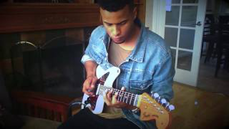 Neo-Soul Guitar Jam 2 by Chris Kuria