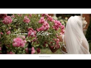 Gena & Katya // wedding clip