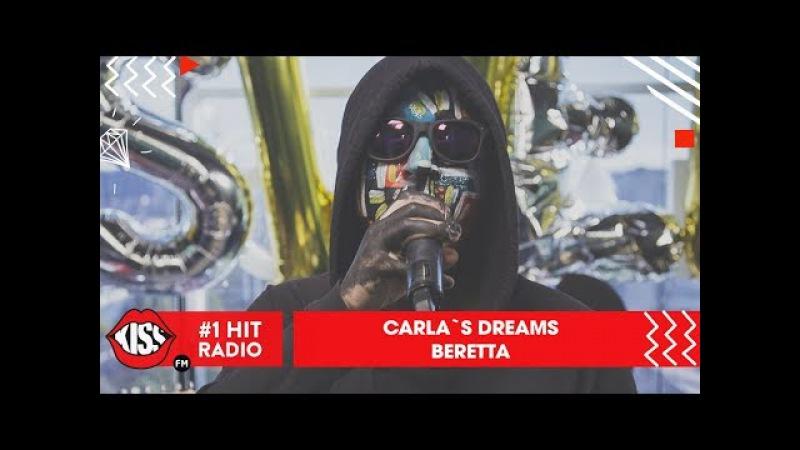 Carla's Dreams - Beretta (Live @ Kiss FM)