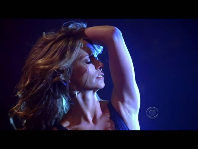 Jennifer Love Hewitt Pole Dancing on Ghost Whisperer