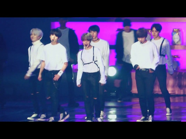 180113 방탄소년단(BTS) 지민(JIMIN Focus) Pied Piper / 4TH MUSTER by Peach Jelly