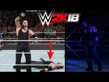 WWE 2K18 What Happens When The Undertaker Retires The Undertaker At WrestleMania