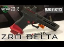The most Modular Glock like handgun ever - The Genesis Z9 from ZRO Delta at Shot Show 2018