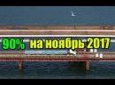 Автодорожная Часть Керченского Моста Готова На 90% Road Part Of The Bridge Kerch
