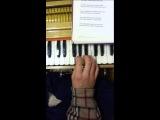 Harmonium lesson #3 Lalasamayi prarthana, Gauranga bolite habe
