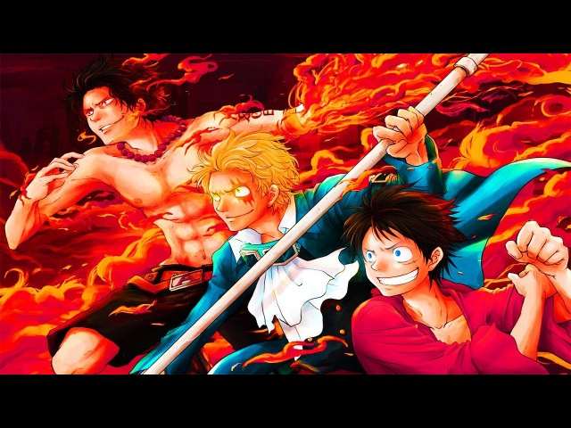 One Piece / Ван Пис / Помни он больше чем друг / Аниме клип [ AMV ] / [ OVA ]
