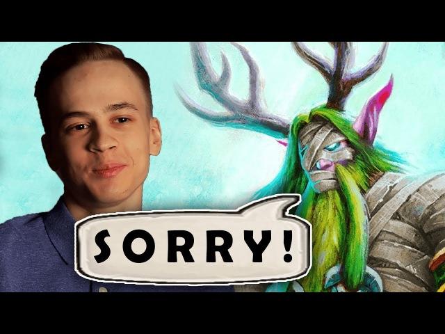 Hearthstone: Sorry, It's Big Druid!