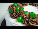 Взбитый ганаш Шоколадный крем для торта