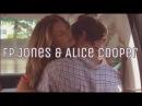 Fp Jones and Alice Cooper | Love |Fp Alice| Falice forever|