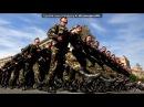 Морская Пехота под музыку Черные береты А мы по локоть да закатаем рукава Picrolla