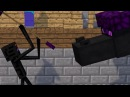 Enderman vs Enderdragon Life Minecraft Animation