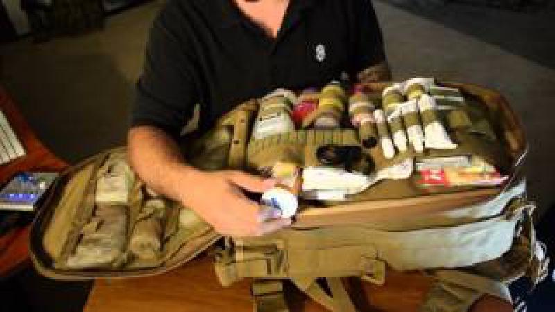 Voodoo Tactical Spec Ops Medical Bag A Prepper Kit!