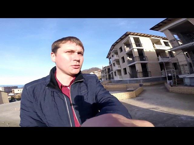 Элит Сочи. Коттеджный поселок Радужный с видом на море! SOCHI-ЮДВ