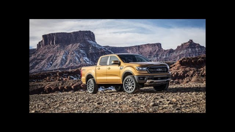 Ford Revives Ranger as Truck Sales Boom Beckons Return to U S