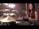 DROWNING POOL BODIES DRUM COVER BY MEYTAL COHEN