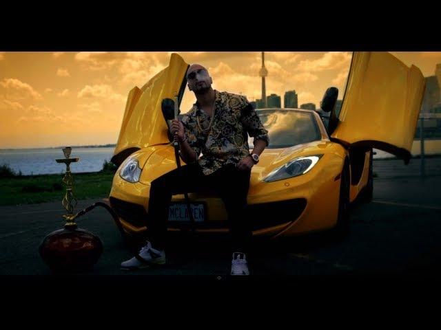 Massari ft French Montana Shisha Official Video