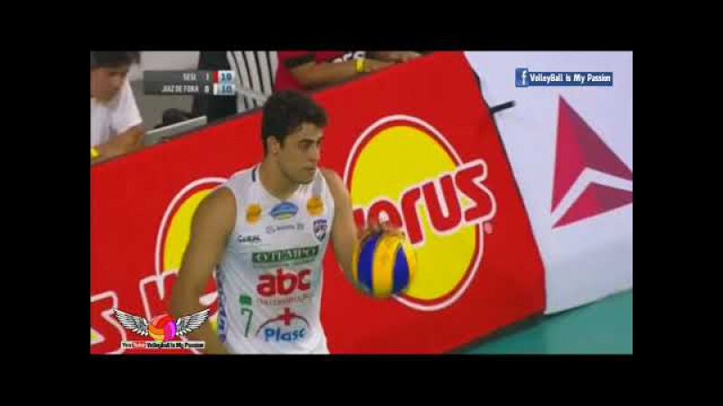 Sesi vs JF Volei |05-11-2017|Brazil SuperLiga Men 2017/2018