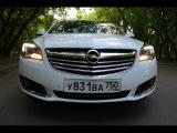 Мнение Владельца обзор чипованной Opel Insignia Sedan CDTI CHIP 203 HP