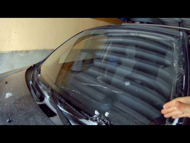 Почему треснуло стекло на Лифане Х60