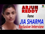 Heroine Jia Sharma Interview  ARJUN REDDY Movie Fame Jia Exclusive  Insight with S CUBE TV