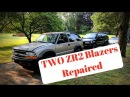 ZR2 Blazer Water Pump Repair - How To Replace s10 water pump