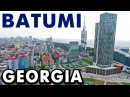 Trip to Georgia, Virtual fly tour over Batumi city