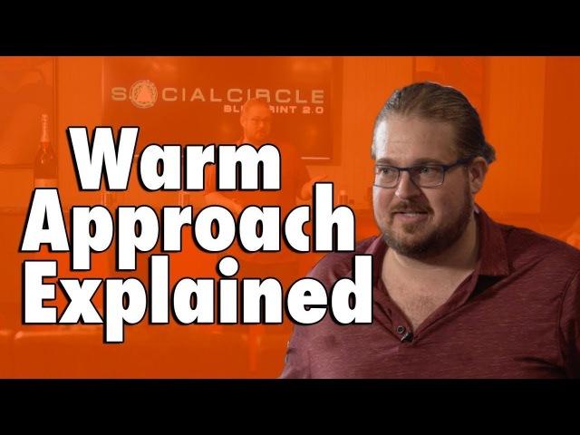 Как Делать Пикап Способом Теплых Подходов - RSD Luke