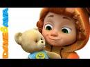 Teddy Bear, Teddy Bear, Turn Around Nursery Rhymes and Baby Songs from Dave and Ava