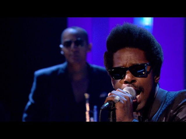 Curtis Harding - Keep On Shining - Later… with Jools Holland - BBC Two