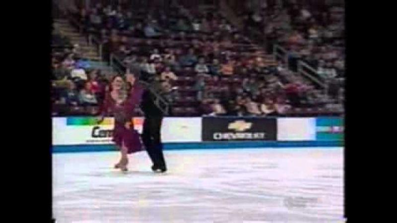 2005 Skate Canada, Free Dance - Elena ROMANOVSKAYA Alexander GRACHEV (RUS)