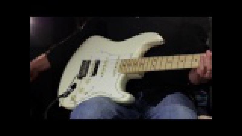 2017 Fender American Pro Stratocaster HSS Shawbucker