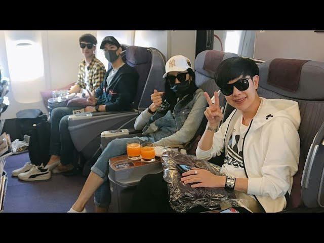 Airport go to TaeTee fanmeet in Lankawi Malaysia