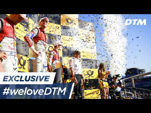 WeloveDTM - Highlights of the last DTM weekend / Season 2017