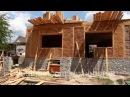 Строительство Эко дома своими руками. тростник, глина
