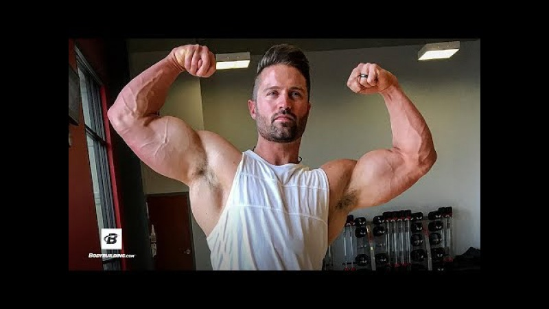 Arm Pump Workout w/ QA | Flex Friday with Trainer Mike