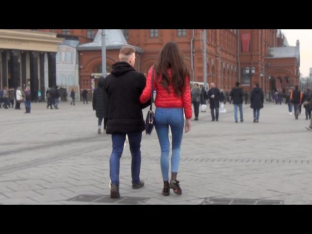 говорить улице с при на что знакомстве девушками