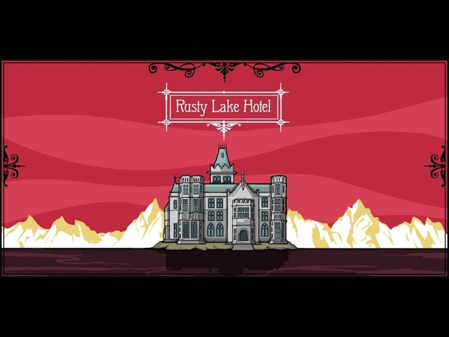 Rusty Lake Hotel. 1 ПАВЛИН И ОЛЕНЬ