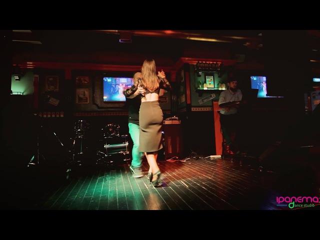 [Samba de Gafieira] Ilya Dereshev Elena Chentaeva @ London Bar | 14.02.2018