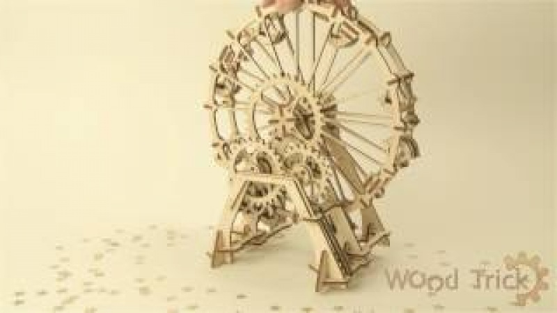 Wood trick. Review of model Observation wheel